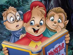 watch alvin and the chipmunks meet wolfman